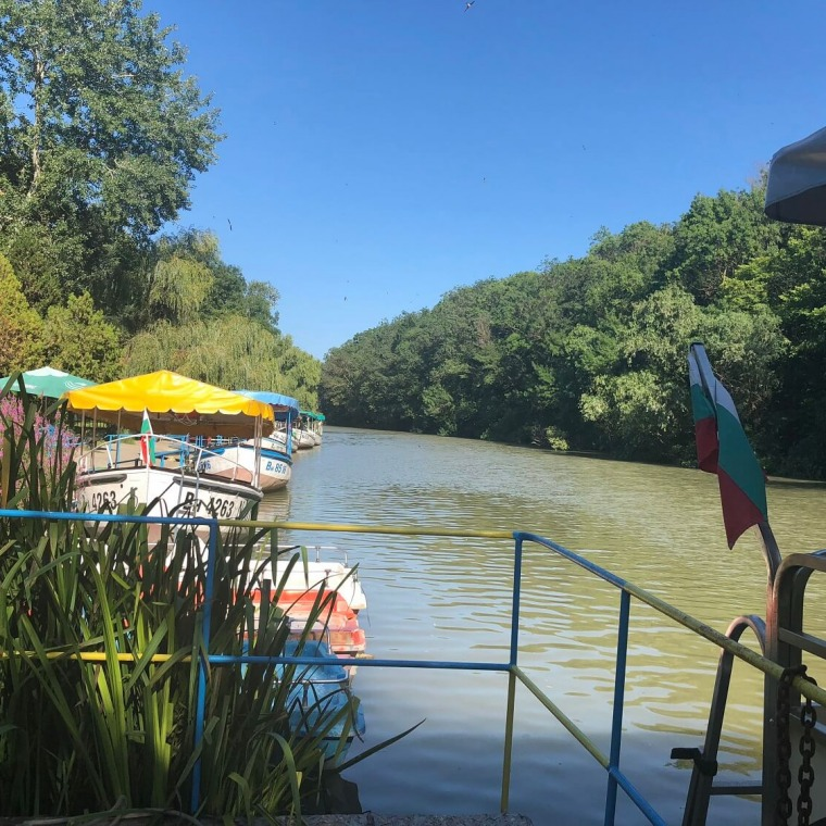 Камчия река за почивка